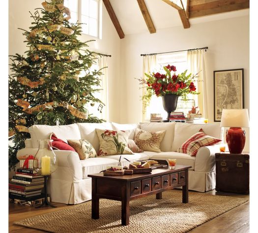 Pottery Barn Christmas Decoration Ideas Decoration For Home